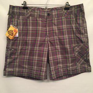 Camping / Hiking / Fishing Cargo Shorts / UPF 50